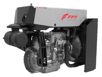 FPT Pumpset engines